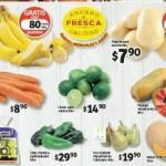 frutas y verduras soriana 8 y 9 de septiembre