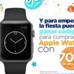 linio y paypal descuento en apple watch