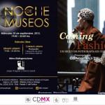 noches de museos 30 de septiembre OFFDE