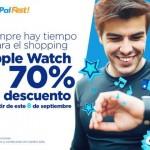 paypal fest descuentoen apple watch OFFDE