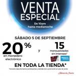 venta especial fabricas de francia 5 de septiembre