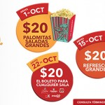 Cinemex Jueves de Aniversario