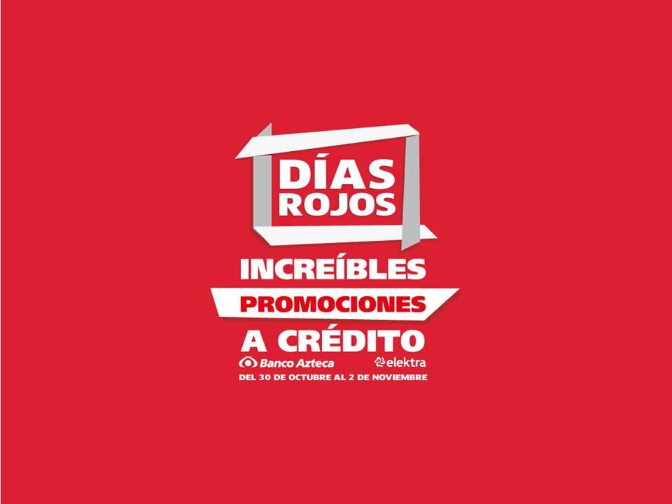 Elektra: Días Rojos Hasta 25% de Descuento