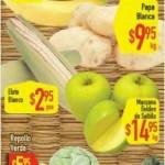 HEB Frutas y Verduras  27 oct