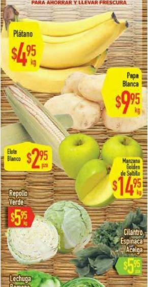 HEB: Tres Días de Frutas y Verduras del 27 al 29 de Octubre