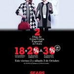Sears venta especial otono