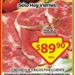 Soriana Carne Asar 9 oct