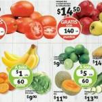 Soriana Frutas y Verduras 27 oct