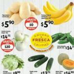 Soriana Frutas y Verduras 6 oct