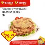 Soriana carne asar 19 oct OFFDE