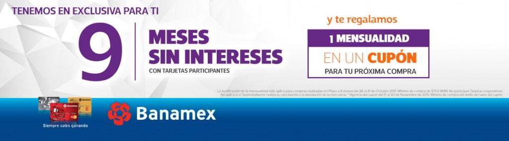 Netshoes: 9 meses sin intereses y 1 de bonificación con Tarjetas participantes