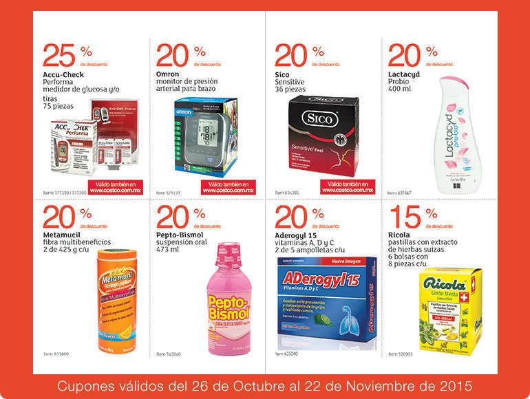 Farmacias gnc productos y precios