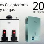 descuento en calentadores electricos y de gas en sears OFFDE