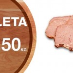 la comer dos dias de carnes 13 y 14 de oct