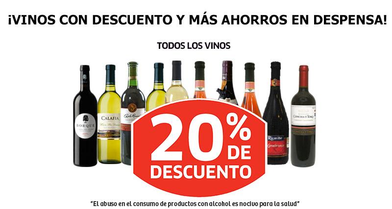 Soriana: Promociones de Fin de Semana 20% de descuento en todos los vinos, 2×1 en accesorios de Halloween y más al 1 de Noviembre