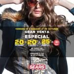 venta especial sears 16 y 17 de octubre OFFDE
