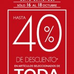 venta especial the home store 16 al 18 de oct OFFDE