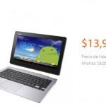 walmart laptop 2 en 1 en descuento a  13999