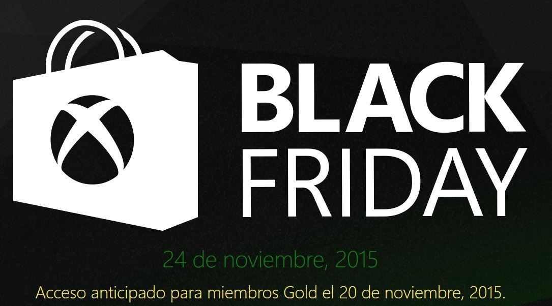 Xbox: Ofertas de Black Friday a partir del 20 de Noviembre