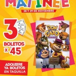 Cinemex Matinee Don Gato