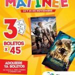 Cinemex Matineee OFFDE