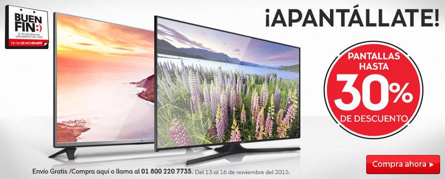 Promociones del Buen Fin 2015 en Coppel