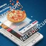 Dominos Pizza Refresco Gratis
