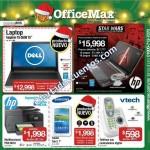 Folleto OfficeMax Diciembre 2015 1 OFFDE