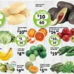 Frutas y Verduras Soriana 3 nov