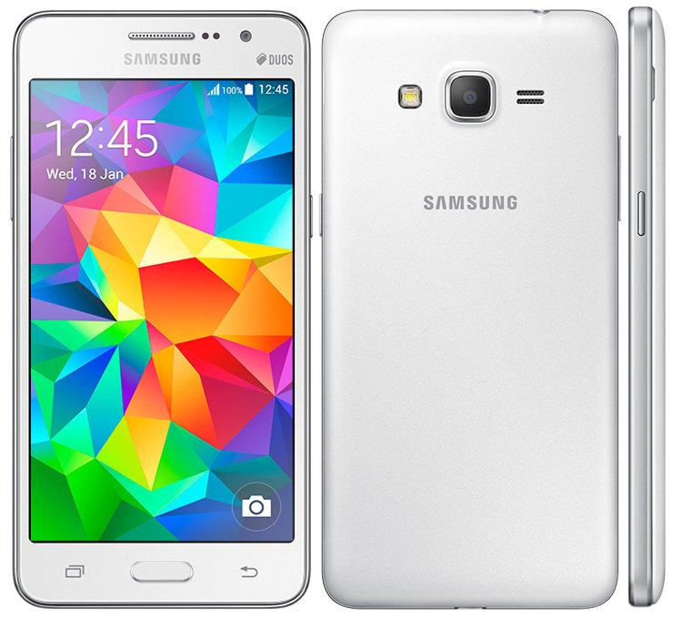 Amazon: Buen Fin 2015 Oferta del Día Samsung Galaxy Grand Prime a $2,849