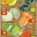HEB Frutas y Verduras 3 nov