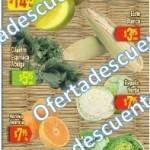 HEB frutas y verduras 24 y 25 de nov