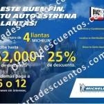 Michelin Buen Fin 2015 OFFDE