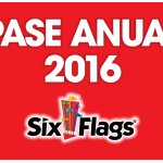 Six Flags pase anual OFFDE