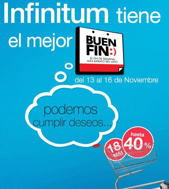 Telmex: Promociones del Buen Fin 2015 Hasta 40% de Descuento