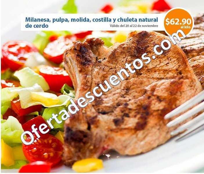 Chedraui: Fin de Semana de Carnes del 20 al 22 de Noviembre