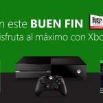 Xbox Descuentos Buen Fin 2015