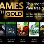 Xbox live diciembre