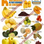 chedraui frutas y verduras 3 y 4 de noviembre OFFDE