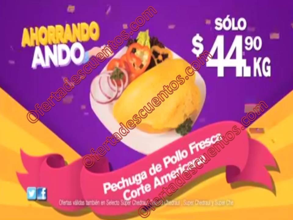 Chedraui: Promociones de Fin de Semana en Carnes del 6 al 8 de Noviembre