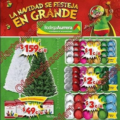Bodega Aurrerá: Folleto de Promociones Especial de Navidad a partir del 3 de Noviembre