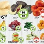 soriana martes de frutas y verduras al 18 de nov