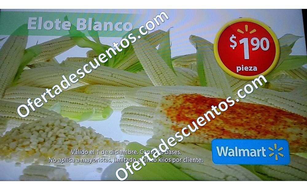 Walmart: Martes de Frescura 1 de Diciembre