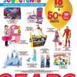 50 de descuento en jugueteria Sears