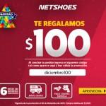 Cupón 100 descuento netshoes