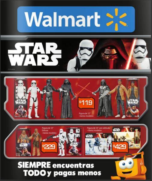 Walmart: Folleto de Promociones Juguetilandia Diciembre 2015