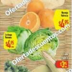 Frutas y verduras HEB 1 3 diciembre OFFDE