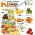 Martes y miercoles de frutas y verduras chedraui 8 y 9 diciembre 1 OFFDE