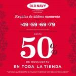 Old Navy 50 de descuento