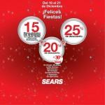 Sears felices fiestas 18 diciembre OFFDE